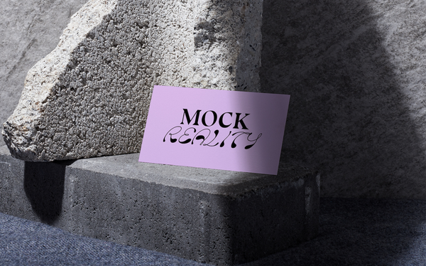 """Mock Reality"" is a collection of beautiful backdrops for your portfolio case studies"