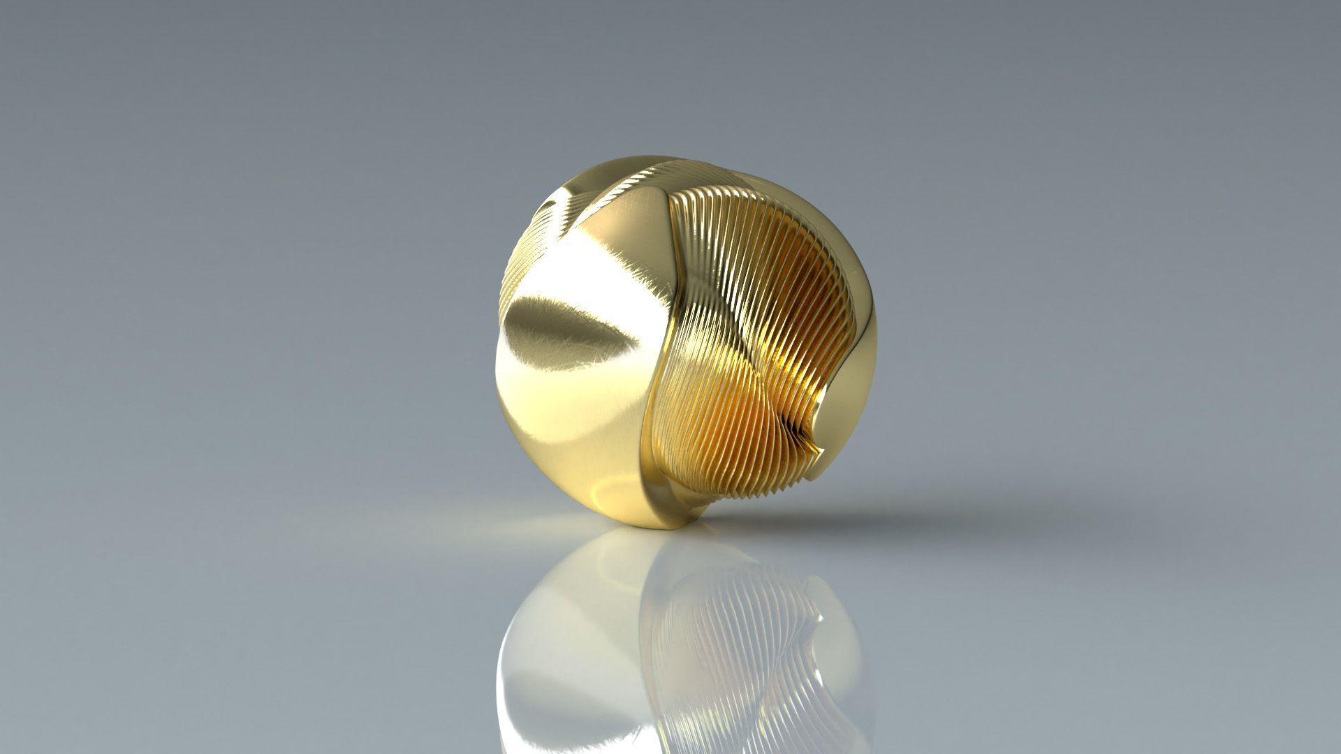 Adobe Dimension tutorial abstract 3D visual