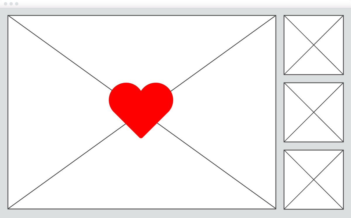 A love letter to my website - DESK Magazine