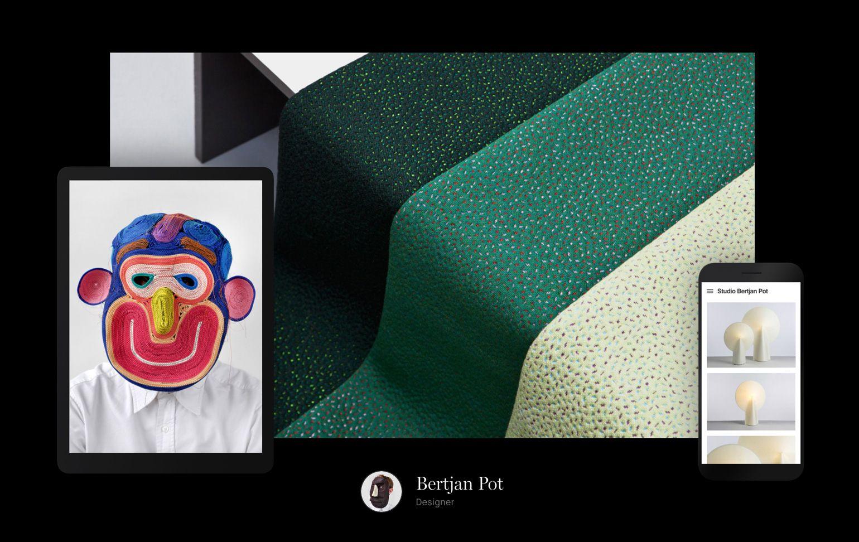 Semplice Best Portfolio of November Bertjan Pot
