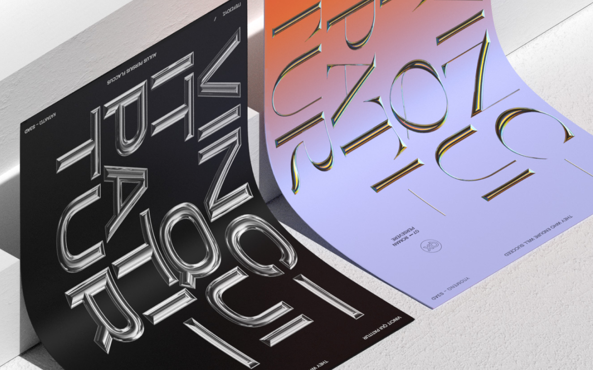 Tutorial: Creating 3D typography with Adobe Dimension