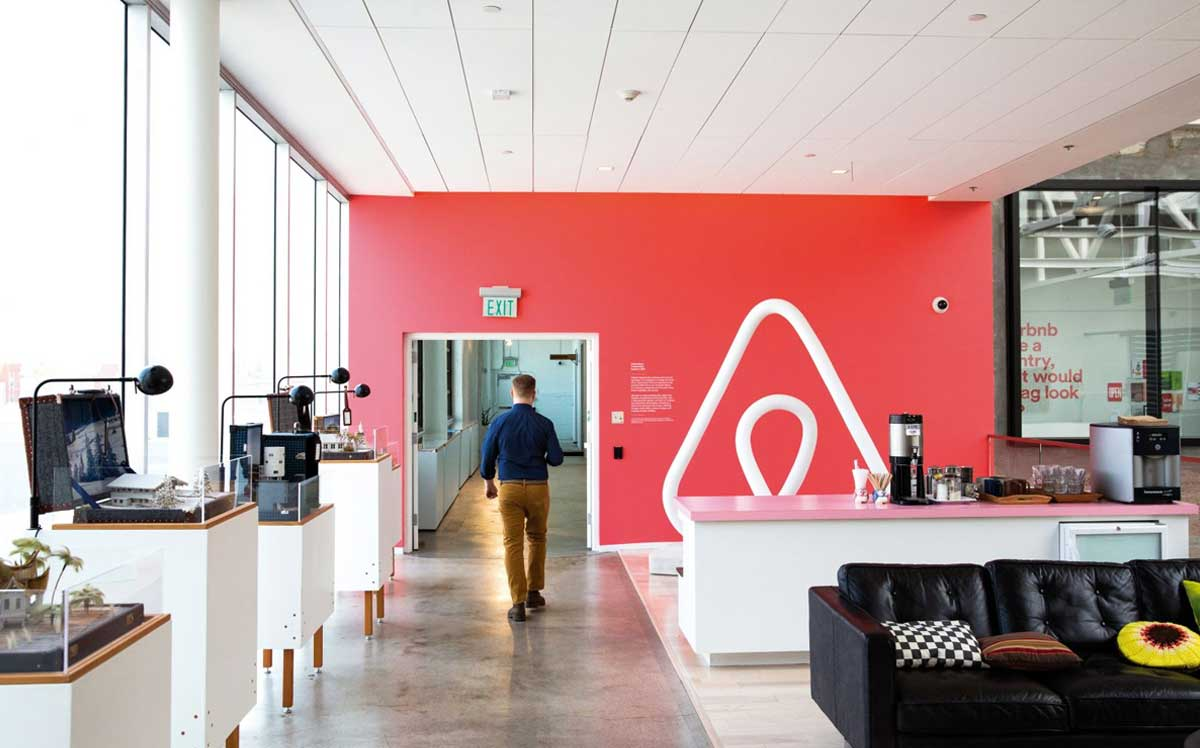 The Airbnb Office In San Francisco