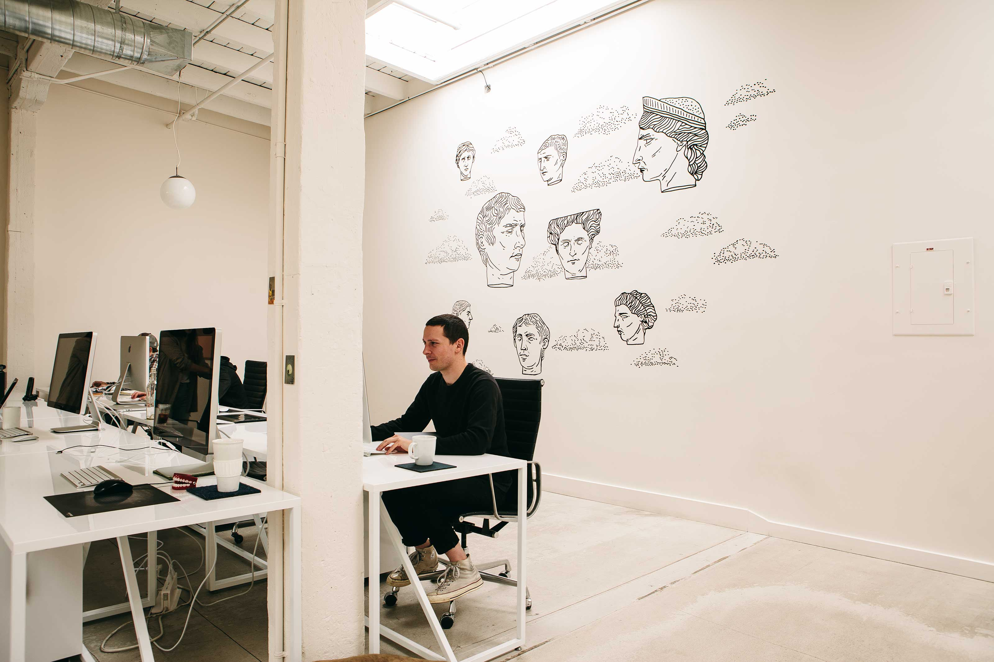 Interior Designer Job how to land a design job at fuzzco - tobias van schneider - design
